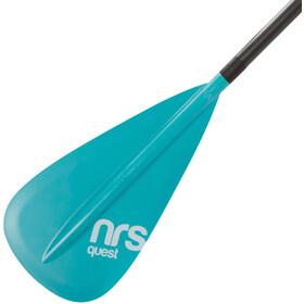 """NRS Quest SUP Plaquettes de natation 2 pièce 68-86"""", teal"""